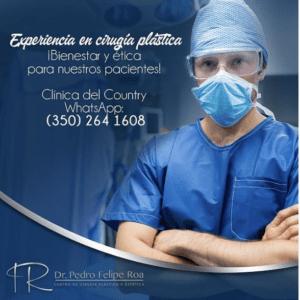 Dr. Felipe Roa
